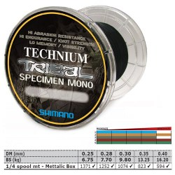 monofilament-shimano-technium-tribal-z-176-17614